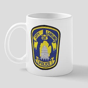 Lansing Police Mug