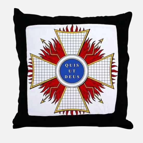 Order of St. Michael (Bavaria Throw Pillow