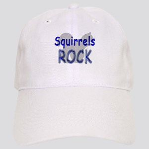 Squirrels Rock Cap