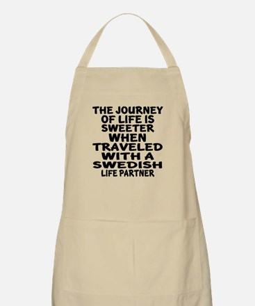 Traveled With Swedish Life Partner Light Apron