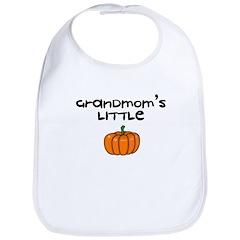Grandmom's Little Pumpkin Bib