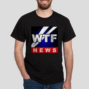 WTF News Dark T-Shirt