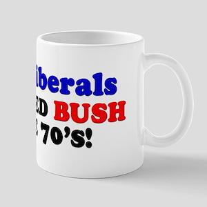 """Silly Liberals"" Mug"