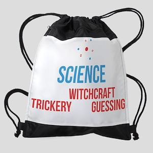 Science Drawstring Bag