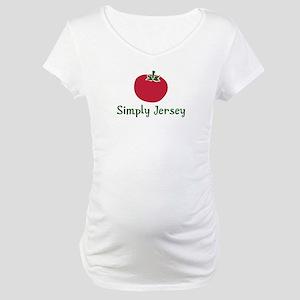 JT-002Wsc_JerseyTomato Maternity T-Shirt