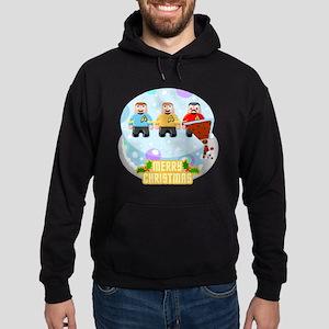 Star Trek Merry Christmas Cake Sweatshirt