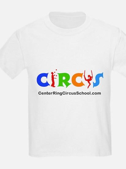 CenterRingCircusSchool Logo T-Shirt