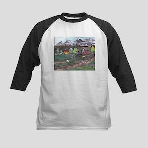 Mountain farm Baseball Jersey