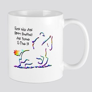 Hunt Seat Mug