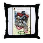 69th NY, Irish BrigadeThrow Pillow