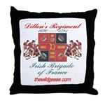 Dillon's Regiment, Throw Pillow