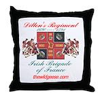 Dillon's Regiment, Throw Pillow