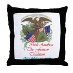 Irish America, The Fenian Tradition, Throw Pillow