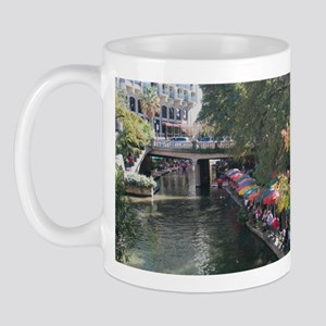 Riverwalk San Antonio Texas Mug