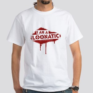 Stencil Loonatic T-Shirt