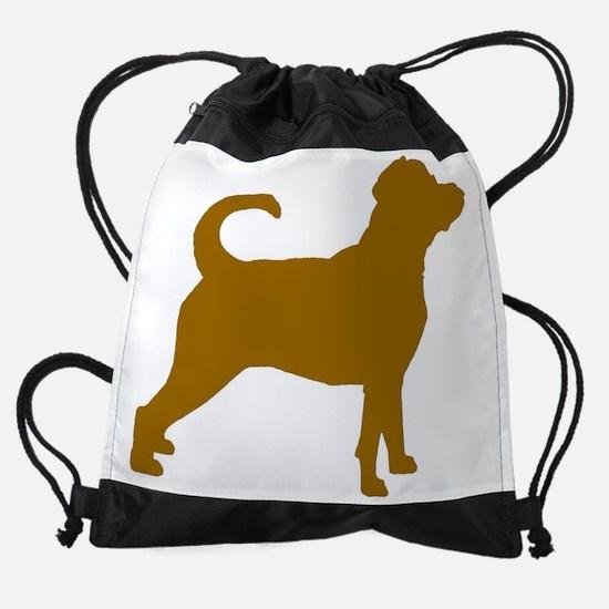 Puggle Drawstring Bag