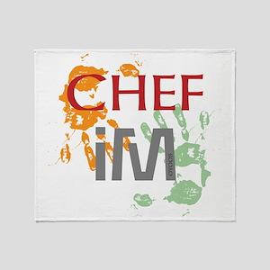 OYOOS Chef iM design Throw Blanket
