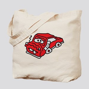 auto_accident Tote Bag