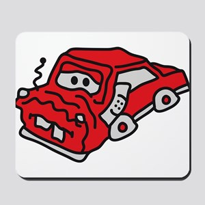 auto_accident Mousepad