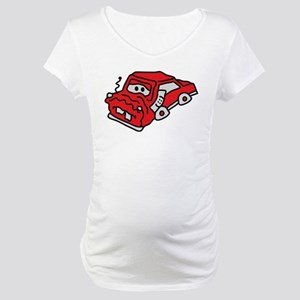 auto_accident Maternity T-Shirt