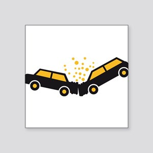 auto_accident Sticker