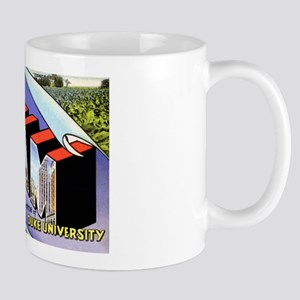 Durham North Carolina Mug