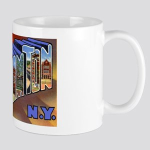 Binghamton New York Greetings Mug