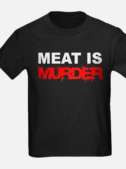 Meat Is Murder Veg*n T-Shirt