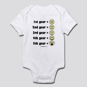 The Gears Baby Bodysuit
