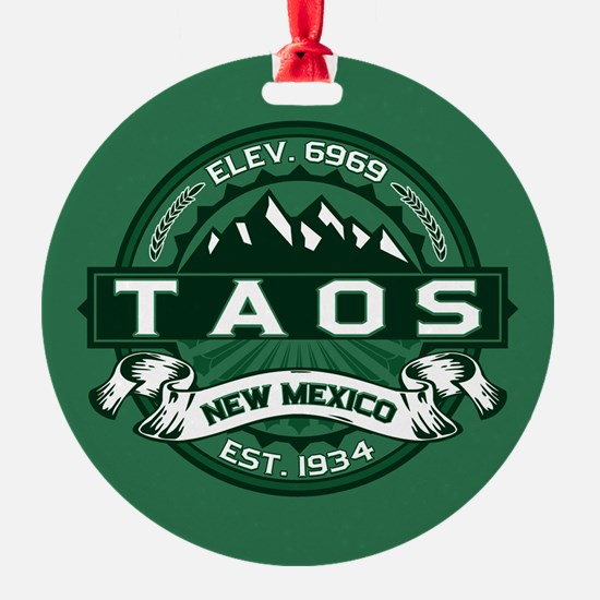 Taos Forest Ornament