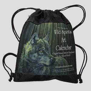 Wild Spirits Drawstring Bag