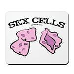 Sex Cells Mousepad