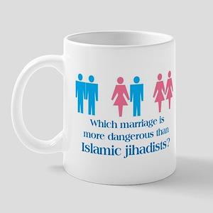 More Dangerous Than Jihadists Mug