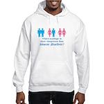 More Dangerous Than Jihadists Hooded Sweatshirt