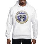 Seal of the Geek Hooded Sweatshirt