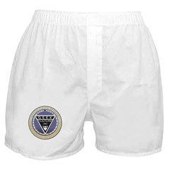 Seal of the Geek Boxer Shorts