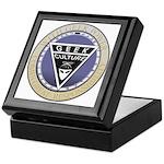 Seal of the Geek Keepsake Box