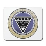 Seal of the Geek Mousepad