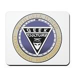 Seal of the Geek Mousepad