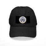 Seal of the Geek Black Cap