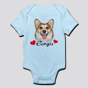 Love Corgis Infant Bodysuit