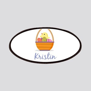 Easter Basket Kristin Patches
