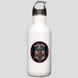 01026 HONOR THEIR SACRIFICE Water Bottle