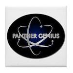 Panther Genius Tile Coaster