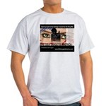 The DEA Targets America Gray T-Shirt