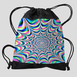 Beach Party 1965 Drawstring Bag