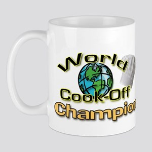 World Cook-Off Champion Mug