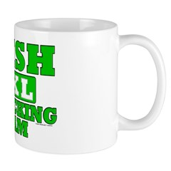 Irish Ass Kicking Team XXL Mug