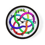mathmistakes logo Wall Clock