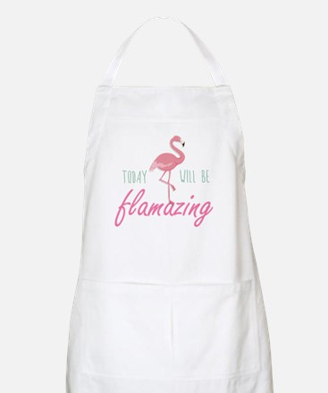 Today Will Be Flamazing Apron